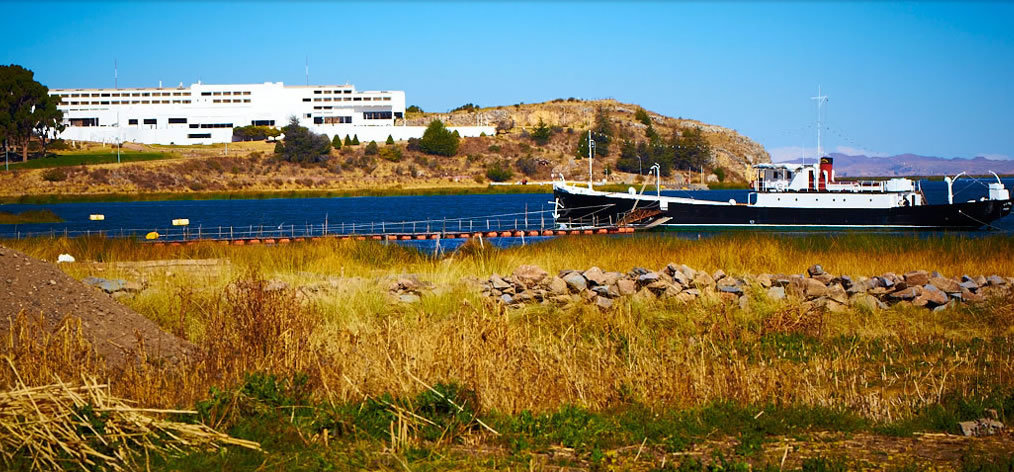 Libertador Lago Titicaca Puno