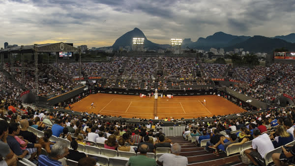 2018 Rio ATP Tennis Open Travel Package