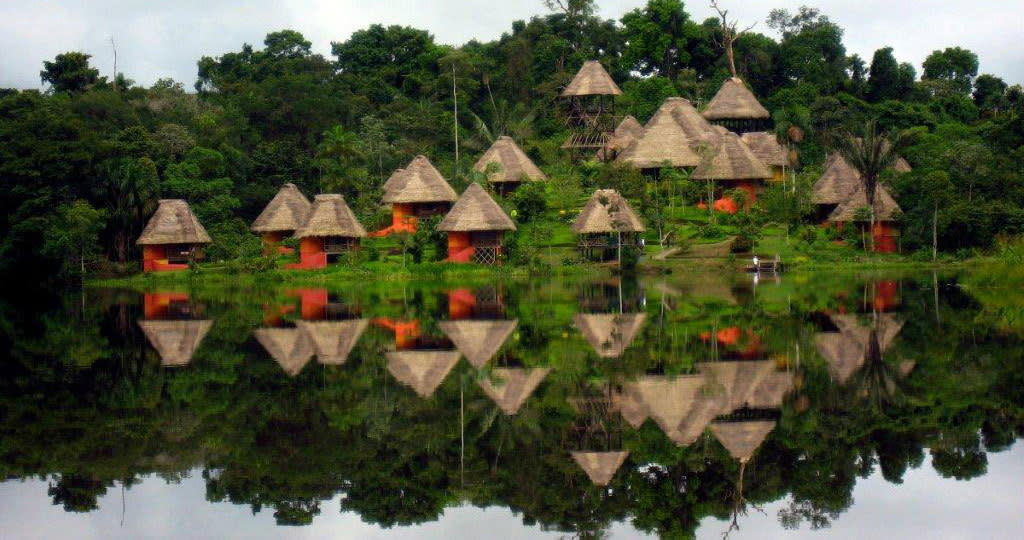 Uacari Jungle Lodge - Amazon - Brazil