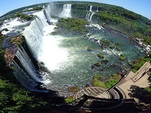 Iguassu Falls Brazil Travel Vacation Packages