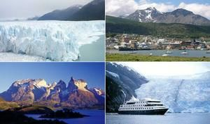 Argentina Vacation Package - Southern Patagonia Glaciers Cruise and Land (14N)