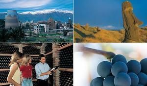 Chile Travel Package - Highlights 1 - Santiago, Vineyards and Easter Island (9N)