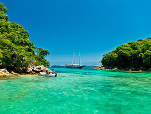 Angra dos Reis Full Day Tour