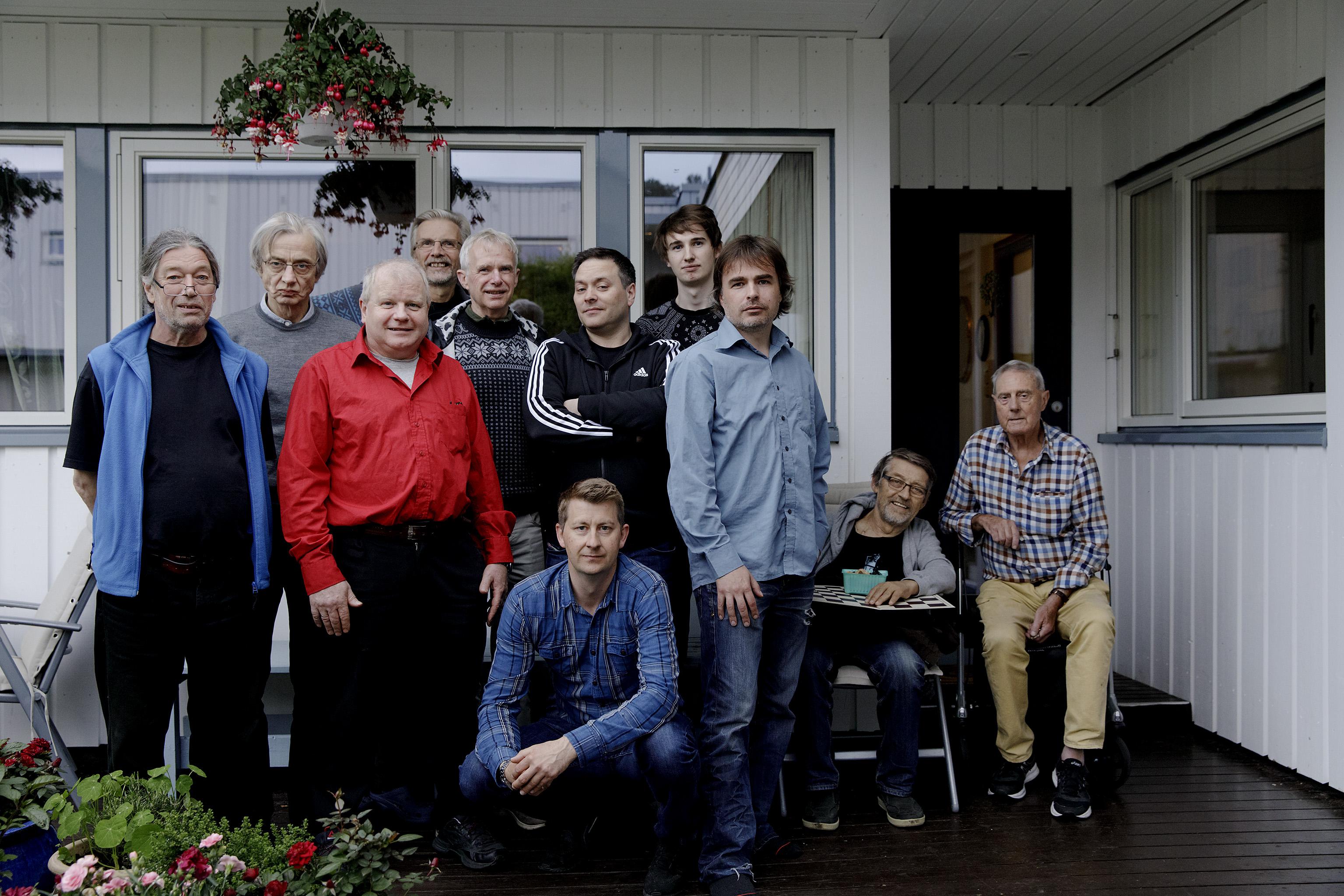 Sommersjakk 2017 FOTO: Amundsen, Paul S.