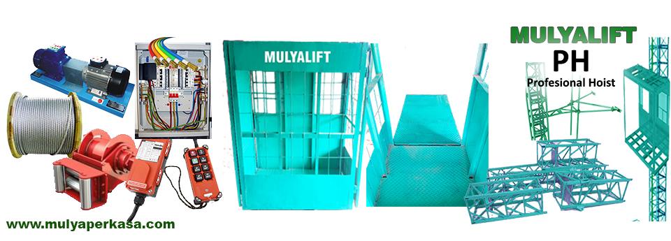 Sewa Lift Barang - Mulya Perkasa