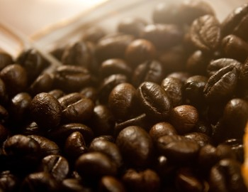 coffee beans in Australia