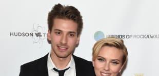 Scarlett Johansson und Zwillingsbruder Hunter