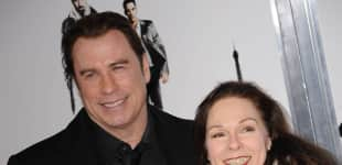 John Travolta und Karen Lynn Gorney