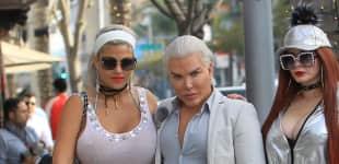 Sophia Vegas und Rodrigo Alves