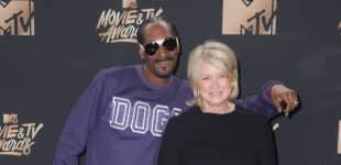 Snoop Dogg und Martha Stewart