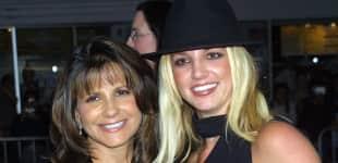 Britney Spears mit Mama Lynne