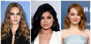 Cara Delevingne, Kylie Jenner, Emma Stone und Co.
