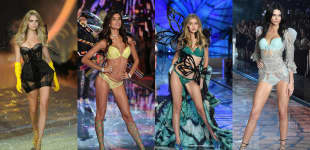 Cara Delevingne, Sara Sampaio, Gigi Hadid, Kendall Jenner und Co.