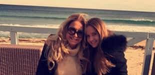Carmen und Davina Geiss