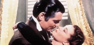 Clark Gable und Vivien Leigh