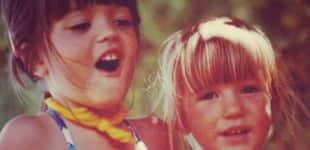 Danica und Crystal McKellar