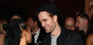 FKA Twigs und Robert Pattinson