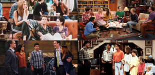 Friends, Big Bang Theory, How I Met your Mother und Full House
