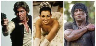 Harrison Ford, Anne Hathaway und Sylvester Stallone