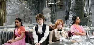 Harry Potter, Ron und die Patil-Zwillinge