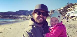 Jack Osbourne und Tochter Andy Rose