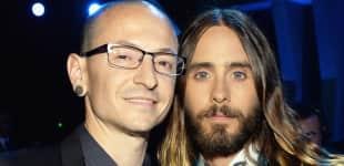 Jared Leto und Chester Bennington