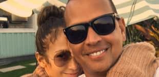 Jennifer Lopez und Alexander Rodriguez