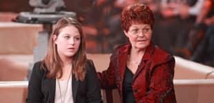 Lena-Maria Ferber und Helga Berg