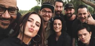 Lena Meyer-Landrut, Moses Pelham, Mark Forster, Silbermond, Boss Hoss, Gentleman und Michael Patrick Kelly