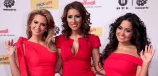 Mandy Capristo, Senna Guemmour und Bahar Kizil