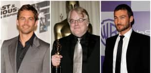 Paul Walker, Philip Seymoure Hoffman, Andy Whitfield und Co.