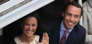 Pippa und James Middleton