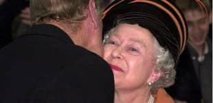Prinz Philip und Königin Elizabeth II.