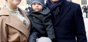 Prinzessin Victoria, Prinz Oscar, Prinz Daniel und Prinzessin Estelle
