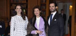 Schwedische Royals: Sofia, Silvia, Carl Philip