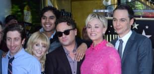 """""""Big Bang Theory""""-Darsteller"""