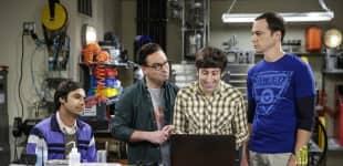 """The Big Bang Theory""-Cast"