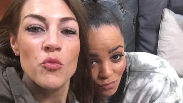 Alina und Greta