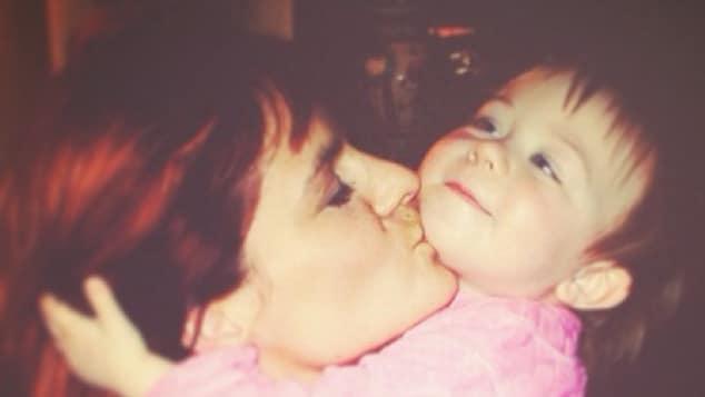 Andrea Berg mit Tochter Lena Ferber