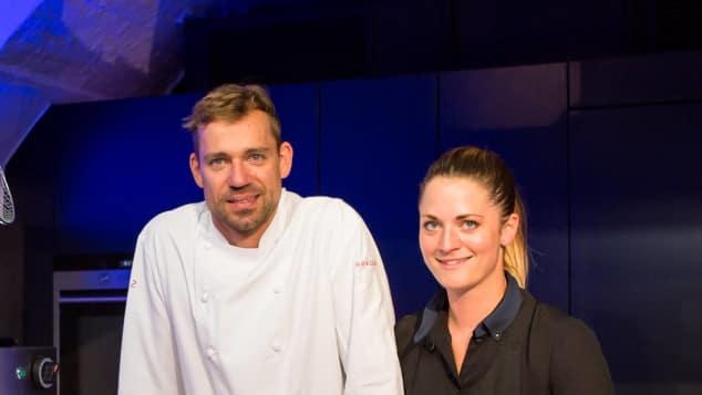 Andreas und Franziska Schweiger