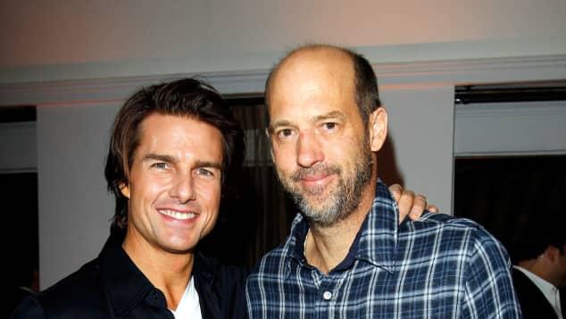 Tom Cruise und Anthony Edwards