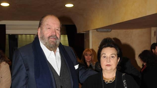 Bud Spencer und Maria Amato