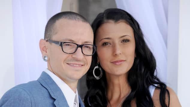 Chester Bennington und Talinda