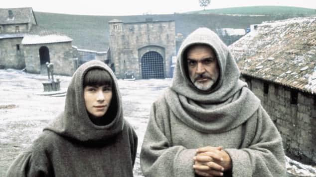 Christian Slater und Sean Connery