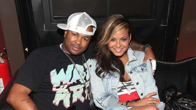 Christina Milian und The Dream