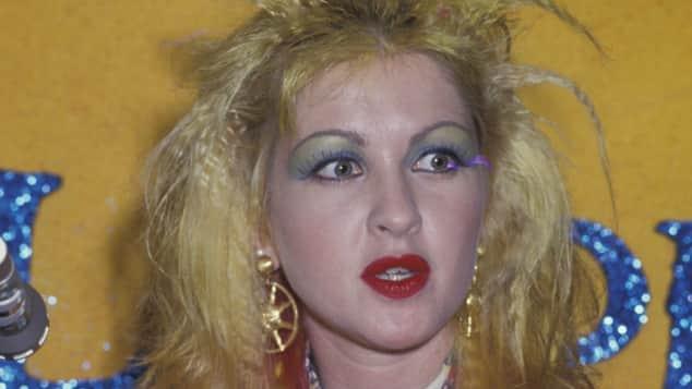 Cindy Lauper
