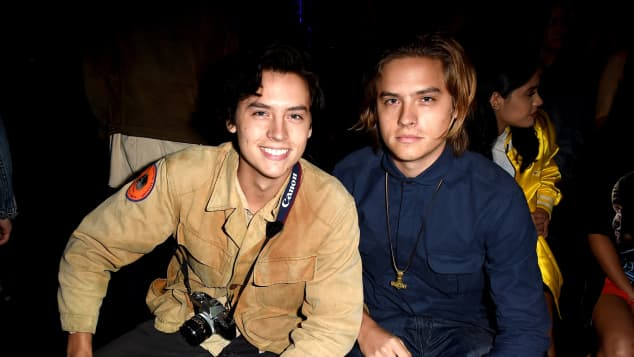 Cole und Dylan Sprouse