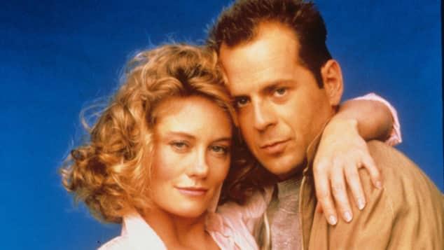 Cybill Shepherd und Bruce Willis