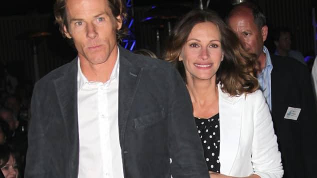 Julia Roberts: Das ist ihr Ehemann Daniel Moder