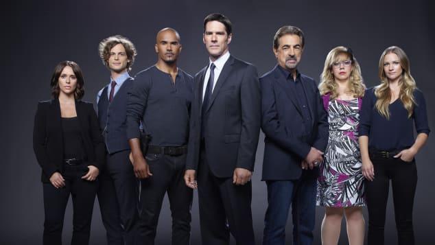 "Das ""Criminal Minds""-Team"